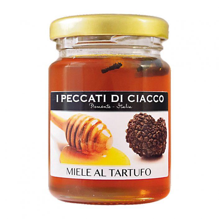 MIELE AL TARTUFO • Truffle Honey