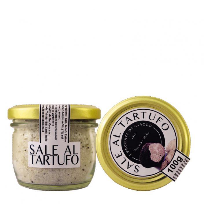 SALE AL TARTUFO • Truffle Salt