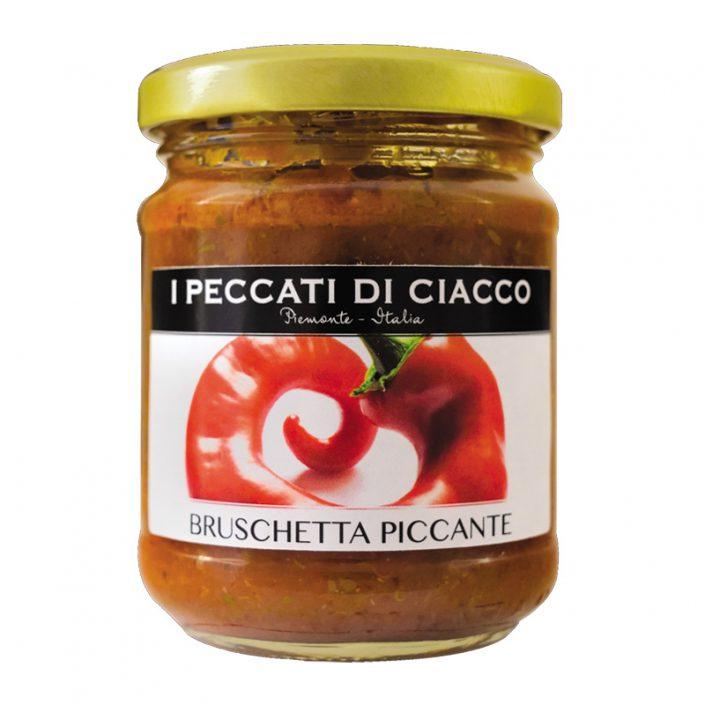 BRUSCHETTA PICCANTE • Spicy Bruschetta