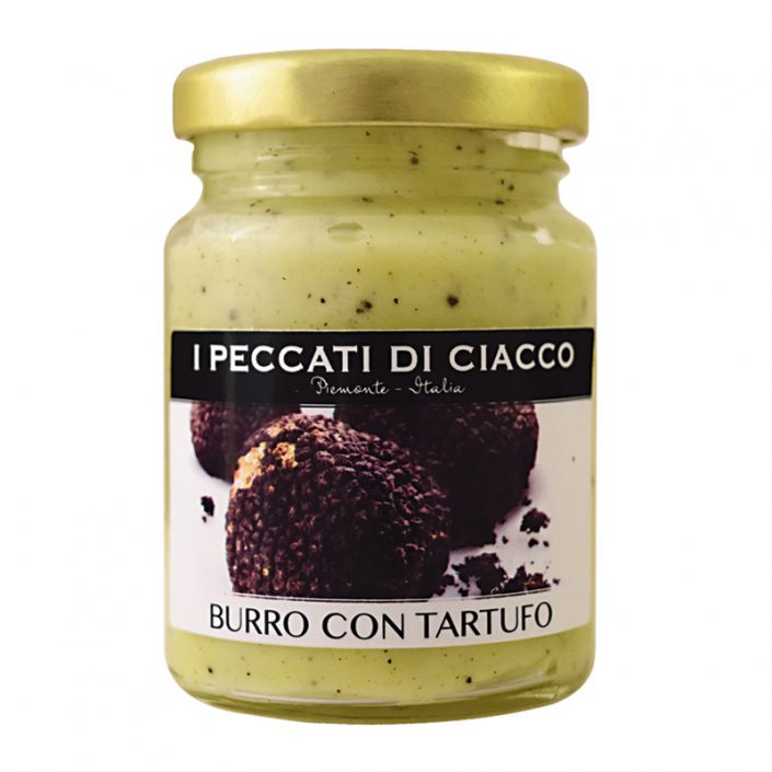 BURRO AL TARTUFO • Truffle Butter