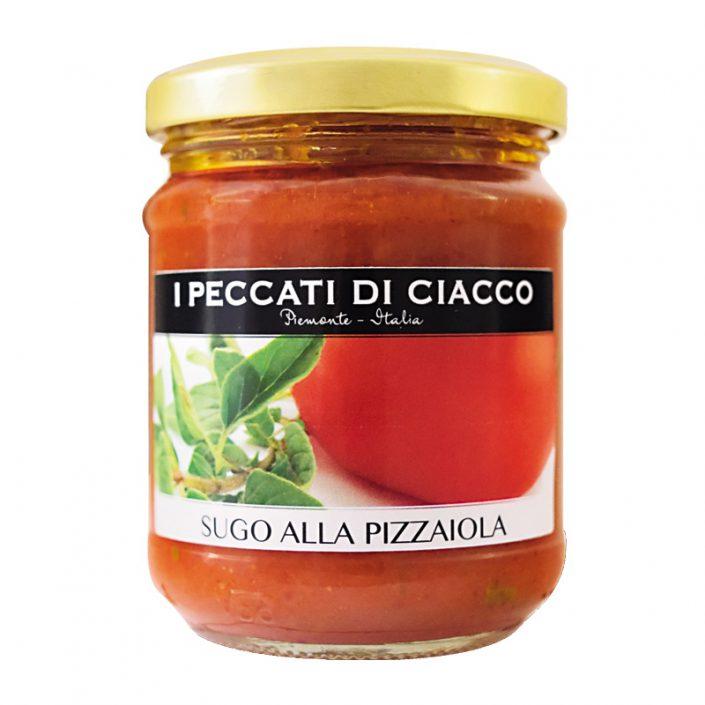 SUGO ALLA PIZZAIOLA • Oregano & Tomato Sauce